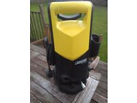 Karcher K2.900 pressure washer for spares or repair