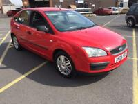 Ford Focus 1.6 TDCi LX 5dr 2005 05 PLATE Mot,ins and tax
