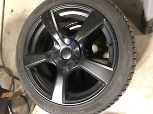 255/40/19 Winter I-Cept Evo 2 Hankook set. 5x114.3