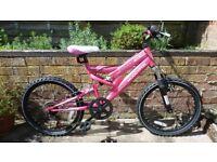 Girls Mountain Bike (Muddy Fox)