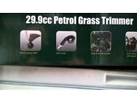 Qualcast Petrol Grass strimmer 29.9cc
