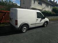 Ford transit connect no mot