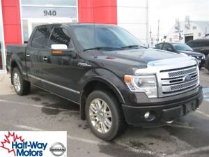 2013 Ford F-150 Platinum | So Many Features!