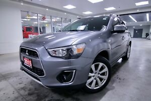 2015 Mitsubishi RVR RVR LIMITED EDITION, ONE OWNER, NON SMOKER,