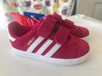 Infant Adidas Gazelle CF