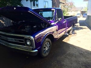 1970 C10 Pickup •trade or sell•