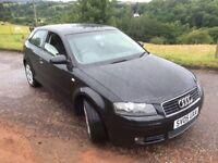 **** Audi A3 2.0tdi 2005 full history swap px car van ***