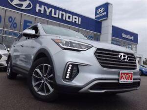 2017 Hyundai Santa Fe XL Luxury   NAVI   LEATHER   7 PASSENGER  