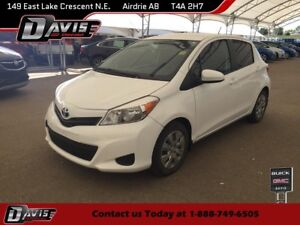 2014 Toyota Yaris CRUISE CONTROL, CD PLAYER, POWER MIRRORS