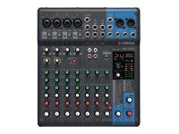 Yamaha MG 10 XU Mixing Desk