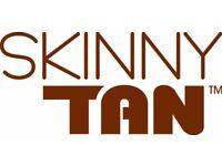 *** New*** Skinny Tan Spray Tanning