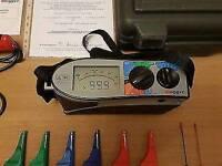 Megger mft 1553 with sp1000 , Bluetooth plus 12 months calibration certification