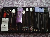 Costume Jewellery ( Job Lot ) New most With tags