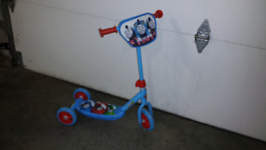 Scooter - Thomas the scooter