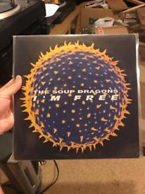 Soup Dragons vinyl records 12 inch