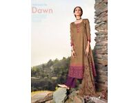GANGA HOLD BACK THE DOWN WHOLESALE ETHNIC WEAR
