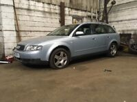Audi A4 avant automatic breaking(postage available)