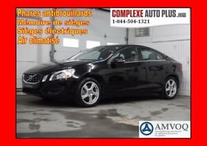 2012 Volvo S60 T5 Level 1 *54 800 km Certifié !