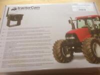 Tractor camera