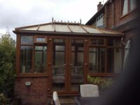Golden Oak Conservatory 4 x 3m
