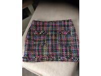 Zara skirt size M. Like size 10. Brand new