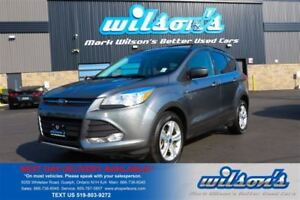 2014 Ford Escape SE 4WD! HEATED SEATS! REAR CAMERA! NEW BRAKES!
