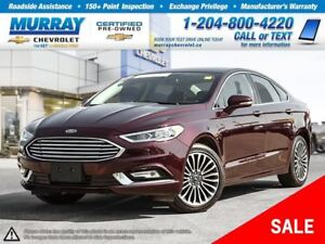 2017 Ford Fusion -