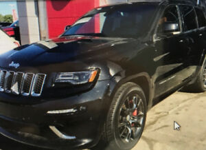 2014 Jeep Grand Cherokee SRT8 SUV, Crossover
