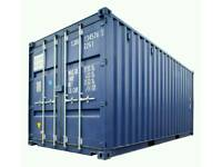 Storage containers 26ft x 11 x 8 +yards to rent containers no sweating from £10