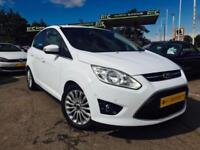 2011 Ford C-MAX 1.6TDCi Titanium **Service History - 55MPG - £30 Tax**