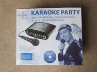 Karaoke Party Pack inc. Disney Frozen Karaoke CD