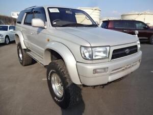 1998 Toyota 4runner Halux Surf 4WD Lift-up kit! Great vehicle fo