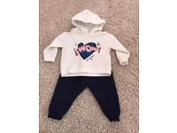 3-6 month girl Zara outfit