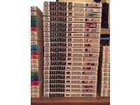MANGA 400+ VOLUMES £1.90 PER VOLUME BLEACH VAGABOND MAGI BAKUMAN SAILOR MOON + MORE