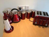Morphy Richards appliance set