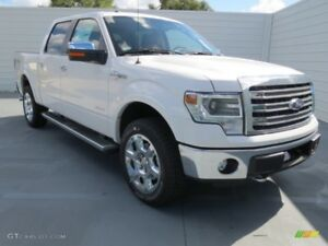 2013 Ford F-150 SuperCrew Lariat Pickup Truck