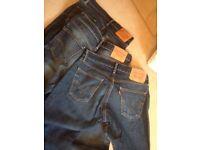 Levis Jeans x 3