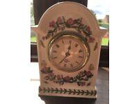 Portmeirion clock