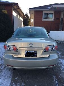 SAFETIED 2006 Mazda 6