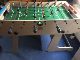 Football Table (Riley)