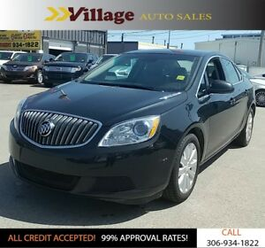 2014 Buick Verano Leather Interior, Bluetooth, Hands Free Cal...