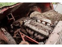 wanted 3.8 jaguar engine as in photo any condition for restoring project