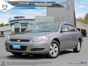 2007 Chevrolet Impala LS- As Traded units- POWERFUL AND EFFICIEN