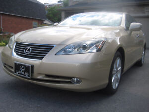 2007 Lexus ES 350-ONLY 50,688 KM-NEW TIRES-LIKE NEW-RARE FIND