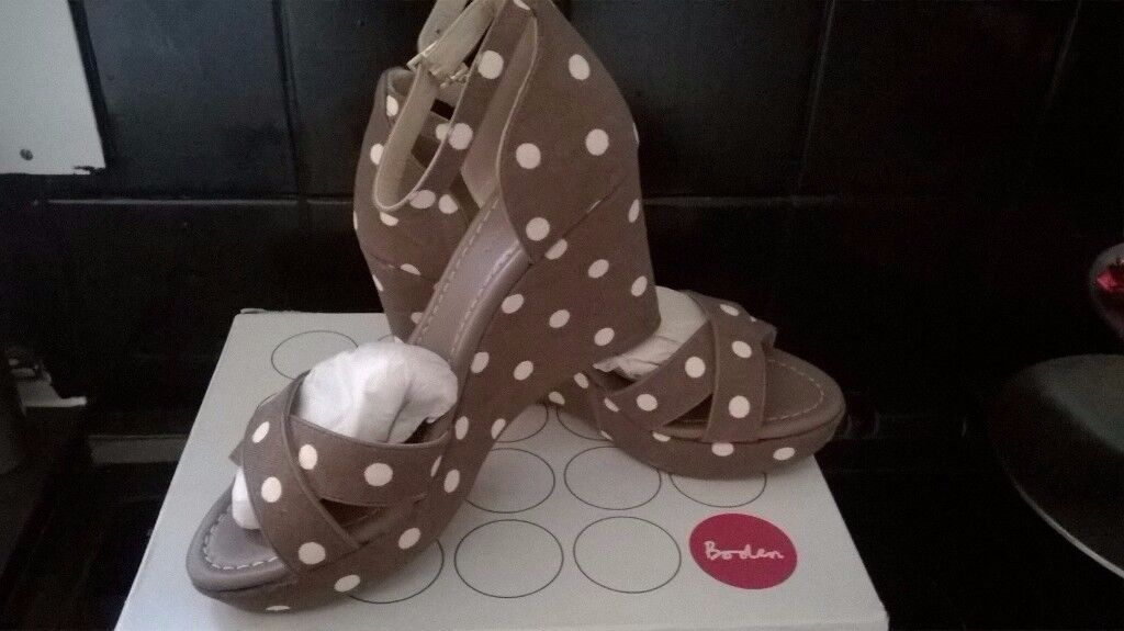 New wedges All size 6.