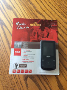 Brand New RCA Mp3 Player 4GB