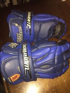 Special Edition Warrior Mac Daddy Lacrosse Gloves