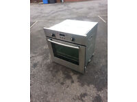 Electrolux EOB5630X integrated electric single oven/grill - not working: for spares or repair