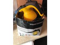 Steam cleaner appliance (house, car, toys, garden, kitchen, bathroom)