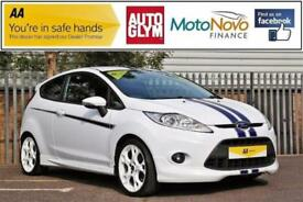 2011 Ford Fiesta 1.6 S1600 3dr Petrol white Manual